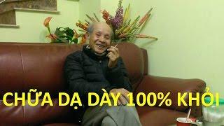 CHỮA DẠ DÀY KHỎI 100% bằng dừa và nghệ tươi [Bác Toản nghệ sĩ]