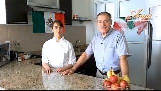 Angie Gourmet - Frijoles Charros / Charro Beans