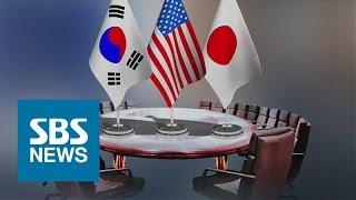 한미일 6자 수석 회동…北 도발·김정남 암살 논의 / SBS