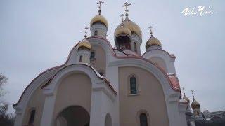 Храм в честь святой Блаженной Матроны Московской(ул. Софьи Ковалевской объезд 15 января 2016 года http://ivan4.ru/, 2016-01-23T15:36:02.000Z)