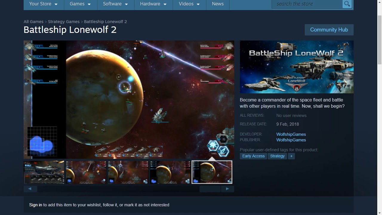 Download Battleship Lonewolf 2 and play