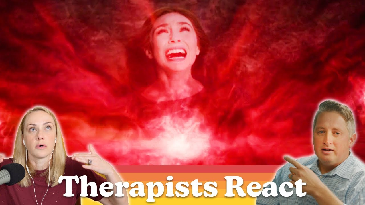 Therapists React to WANDAVISION with guest Kati Morton