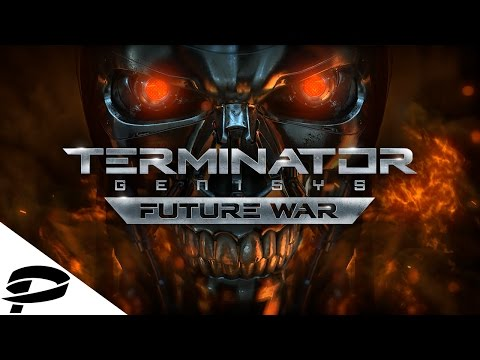 Terminator Genisys: Future War - Official Trailer