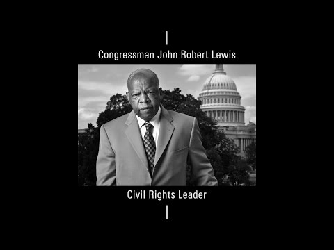 The Lawrence Minute - Rep. John Lewis