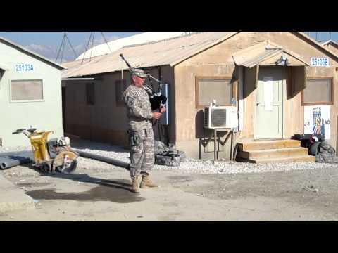 Bagram Afghanistan Christmas 2009