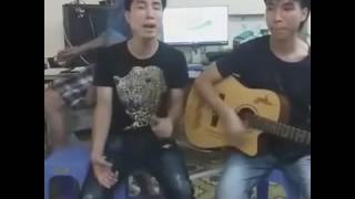 Cho Bạn Cho Tôi Guitar Cover by Tuấn Đạt ft Thạo Acoustic