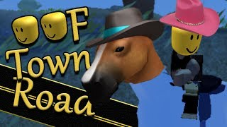 Oof Town Road (Old Town Road Roblox Parody)