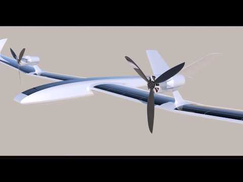 Gallery of Barno TM 01 Solar UAV