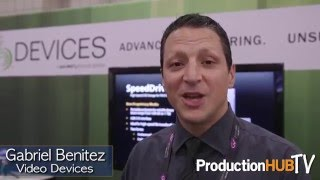 Video Devices PIX-E Series at the 2015 NAB Show New York
