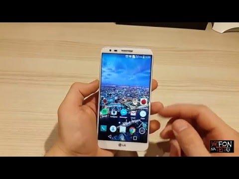 LG G2 5.0.2 - Recenzja PL - Test - Review