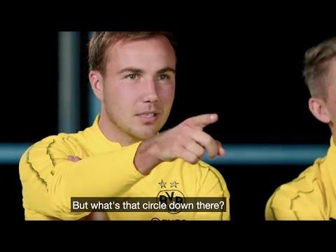 BVB & MyHeritage - DNA TEST der Spieler | Ist Götze deutsch?