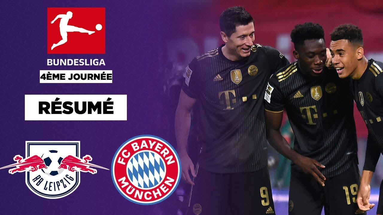 Download Résumé : Musiala et le Bayern en patrons contre le RB Leipzig !