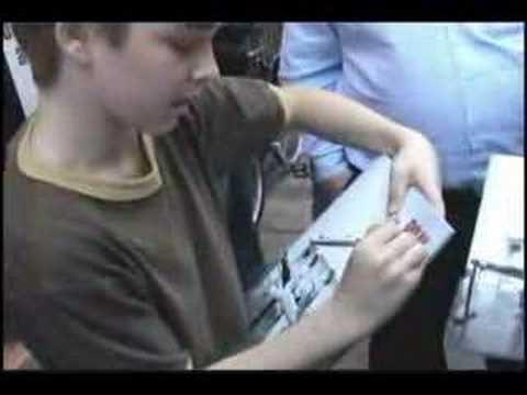 Liam October 2005