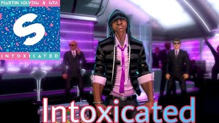 """Dance Central Fanmade-""""Intoxicated""""by Martin Solveig & GTA"""