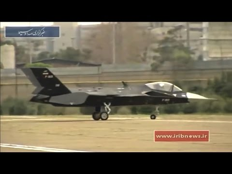 Iran Shows Off Home-Grown Qaher 'Stealth' Fighter Developed Despite Sanctions – AINtv