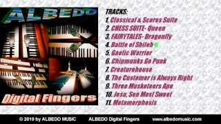 ALBEDO Digital Fingers (Full Album Stream)