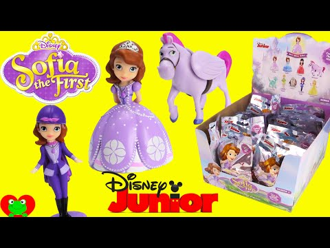 Sofia the First Blind Bags Series 1 Disney Jr.