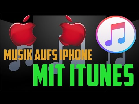►Musik aufs Iphone laden [mit iTunes]◄