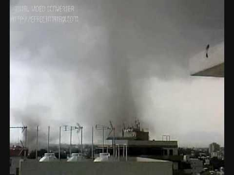 Tornado Over Nicosia Cyprus |Part-1|