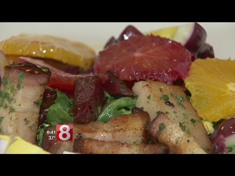 Cruisin' Connecticut – Savory Dishes Benefit the American Red Cross