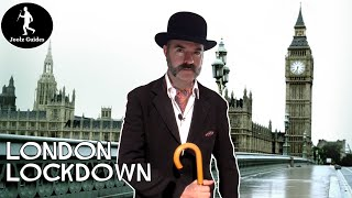 London Lockdown - River Thames - Self Guided Walking Tour Through History