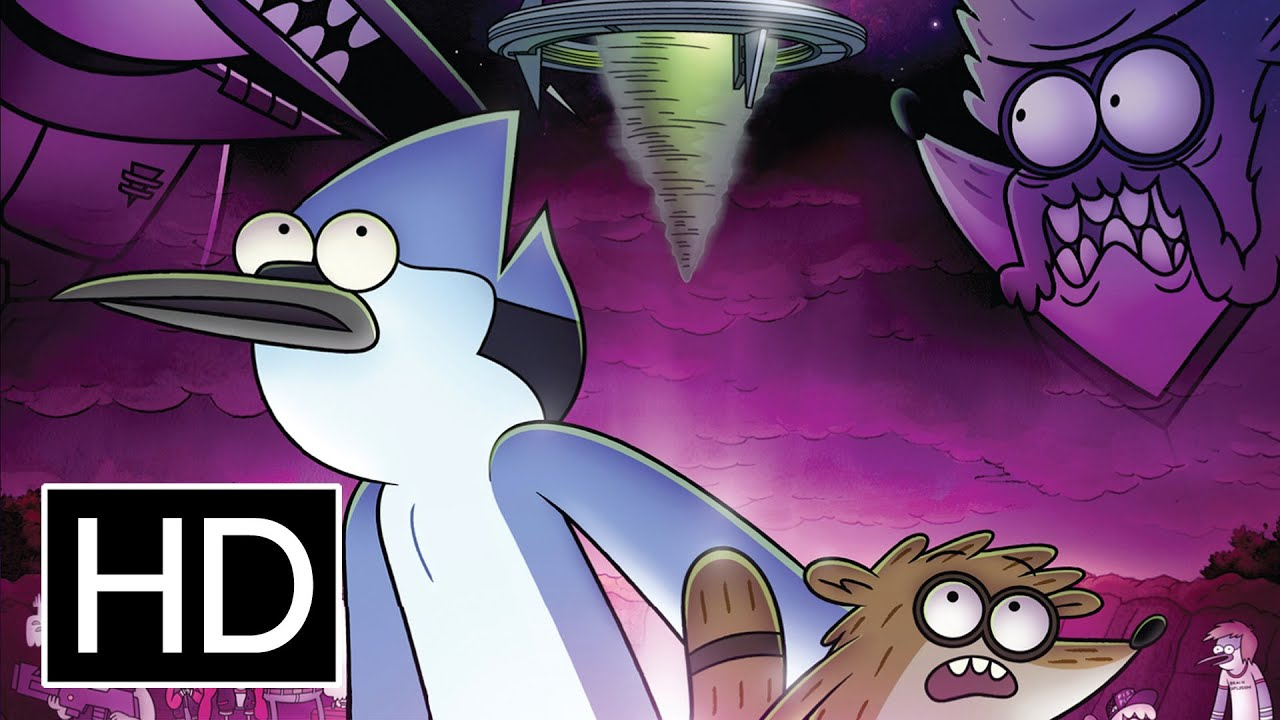 Download Regular Show: The Movie - Official Trailer