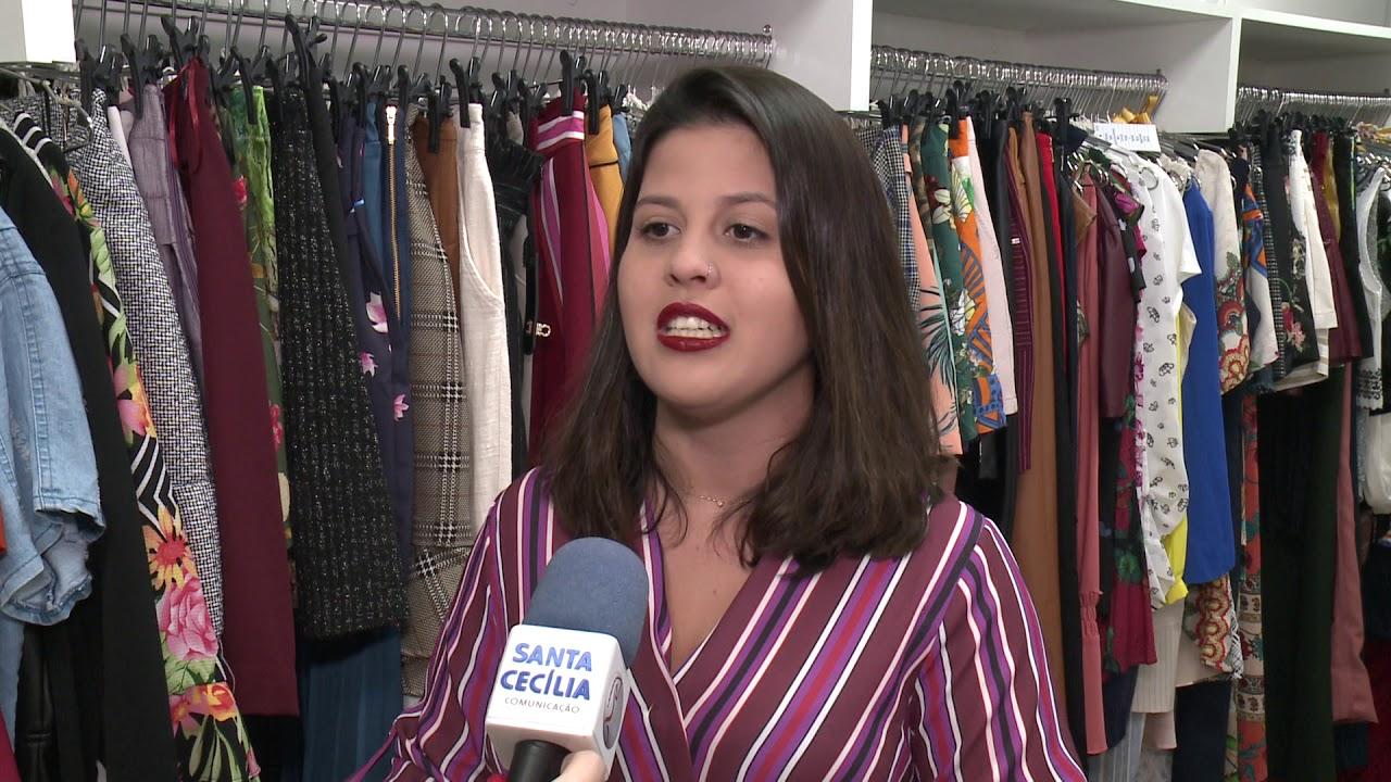 1d366c835 Loja de Santos investe em guarda-roupa compartilhado - YouTube