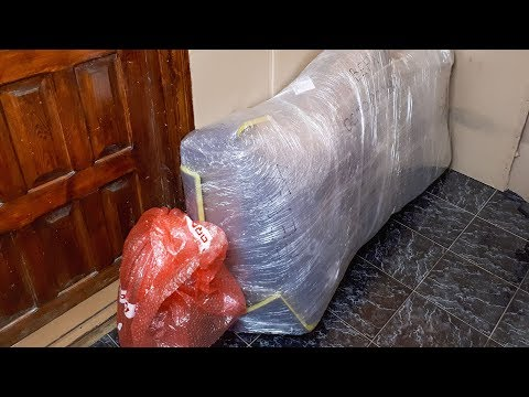 ТК Энергия задержала доставку фэтбайка и потеряла часть груза на 50000р.