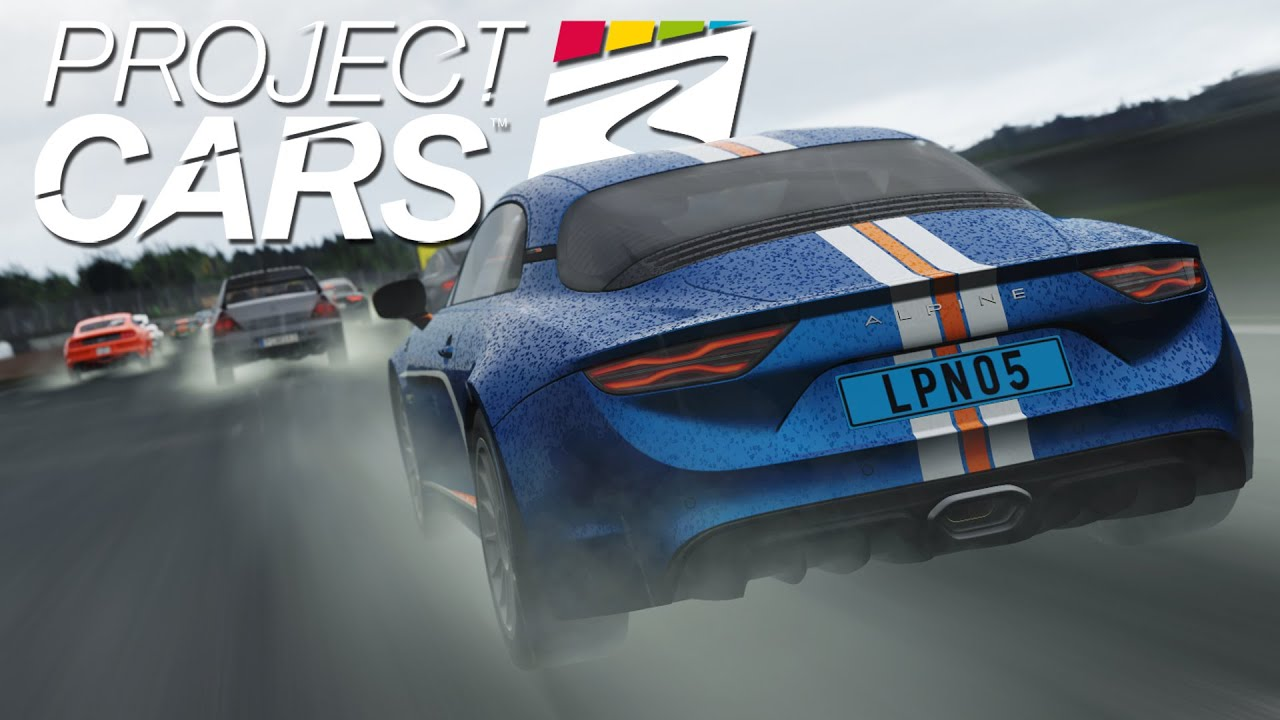 SCHOTTISCHES WETTER! - PROJECT CARS 3 Part 9 | Lets Play PCARS 3