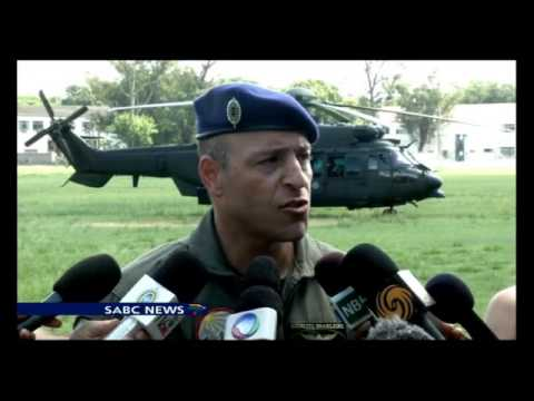 Brazil's Special Forces ready for Olympic Games
