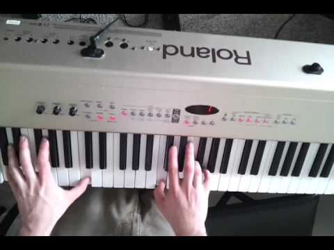 How To Play Piano Suspended Chords Youtube