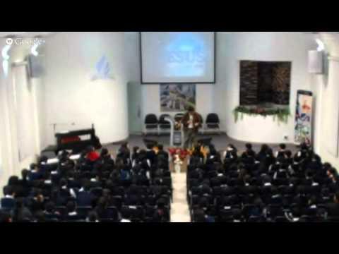 1° Día - Nace en mí - Pr. Willy Valencia - adventistascusco