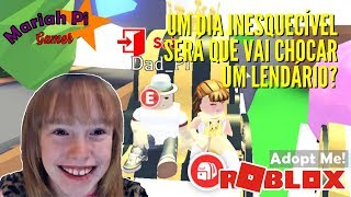 An unforgettable day with Mariah Pi-Roblox