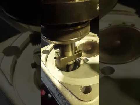 Frezowanie gniazda w głowicy DEUTZ