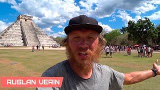 Пирамиды Майя | Viva CUBA | Встреча в Одессе | Ruslan Verin # 35