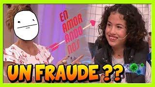 Invitada delata fraude del programa Enamorándonos (video)