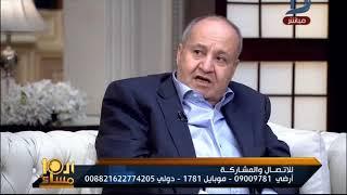 العاشرة مساء| وحيد حامد يكشف تفاصيل فيلمه الاخير الذي يجسد فيه أحمد السقا دور الرئيس السيسي