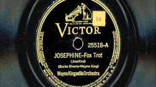"Wayne King - ""Josephine"" & Roy Fox - ""Miracles Sometimes Happen"""