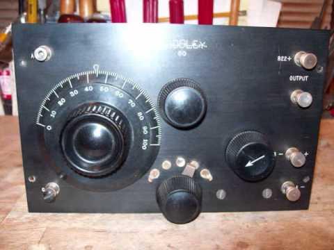 Crosley Model 50