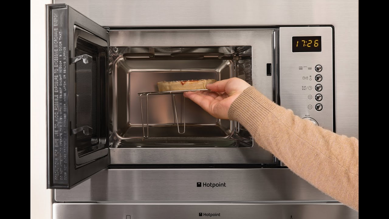 Hotpoint Mwh122 1x Microwave Youtube