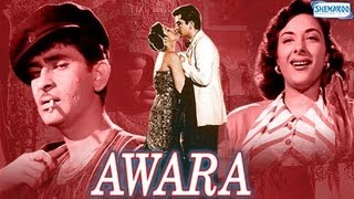 Awaara (1951) - Full Movie In 15 Mins - Raj Kapoor - Nargis - Superhit Bollywood Movie