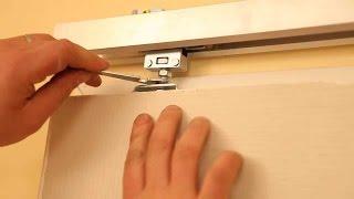 Как устанавливаются раздвижные межкомнатные двери?(Инструкция по сборке межкомнатных дверей купе, перемещающихся вдоль стены. Подробную информацию можно..., 2016-10-19T07:51:12.000Z)