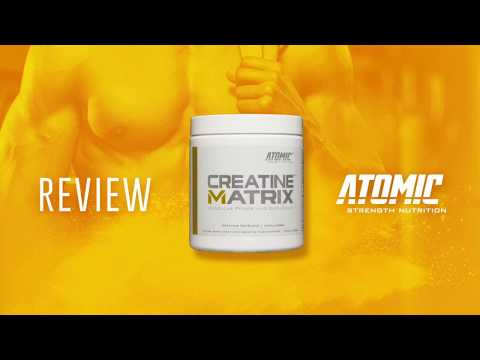 Creatine Matrix / Review / By Coach Andrew Cross-fit No Remorse