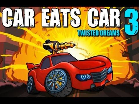 Мультик Прохождение Игры - Машина Ест Машину 3