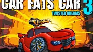 Мультик Прохождение Игры Машина Ест Машину 3