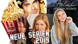 Neue Serien 2019 I #PT I Maren Vivien