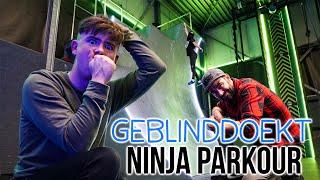 BLIND - Ninja parkour afleggen #1