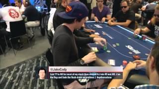 Покер. ЕПТ 10 Барселона. Главное событие. Часть 2 (2013)