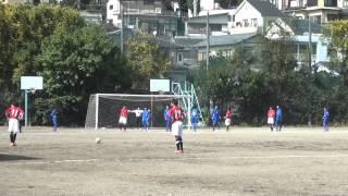 愛川東中サッカー部 2014後半