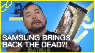 Samsung Note 7 Revival, C-Labs VR Projects, UPS Testing Delivery Drones.
